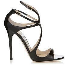 black patent leather sandals strappy sandals lance jimmy choo