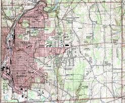 Elac Map Mercer County Pennsylvania Township Map