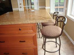 furniture kitchen island with drawers and granite countertops