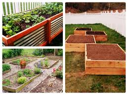 Raised Bed Vegetable Garden Design by A Raised Bed Garden Design To Steal House And Decor