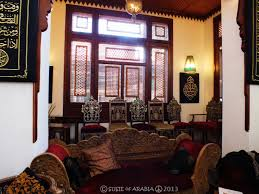 Arabian Decorations For Home Susie Of Arabia Almakkiyah Angawi House