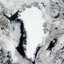 as parts of three continents bake greenland sees sudden spike in
