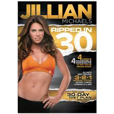 Review – Jillian Michaels – Ripped in 30 | My Journey Through