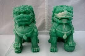 green foo dogs green foo dogs 30 00 alexlittlethings foo dog