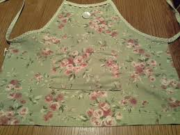 27 best shabby chic aprons images on pinterest sewing aprons