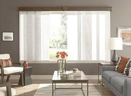 Window Treatments For Large Windows Decorating Wonderful Large Window Blinds Stylish Blinds For Wide Windows