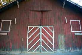 Red Barn Door by Big Red Barn Free Stock Photo Public Domain Pictures