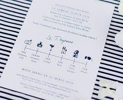 faire part mariage theme mer pastilles et petits pois faire part mariage marin marine