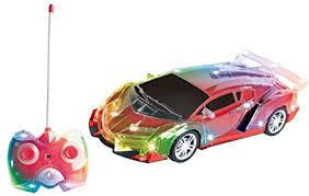 light up remote control car amazon com light up rc remote control car for kids with flashing