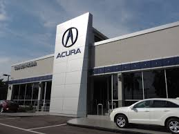 Acura Deler Acura Dealership 28 Images Automotive Business Cards Acura