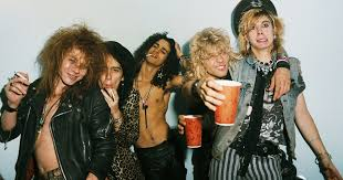 50 wildest guns n roses moments rolling