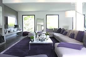 chambre violet et blanc salon violet et blanc chambre mauve et beige meilleures id es cr