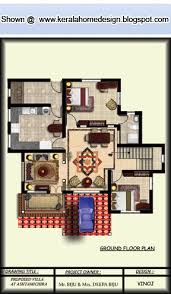 1500 square floor plans kerala home plan and elevation 1500 sq ft home appliance