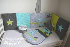 chambre hibou gris chambre bebe