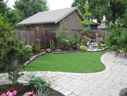 Backyard Designs Ideas Front Yard Magnificent Small Backyard Designs Pictures Concept