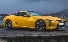 lexus lfa wallpaper yellow lexus lc 2017 za wallpapers and hd images car pixel