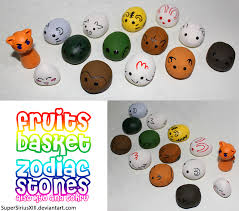 zodiac painted rocks the cat a rice make