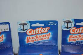 2 x cutter hg 96177 mosquito repellent lantern refill ebay