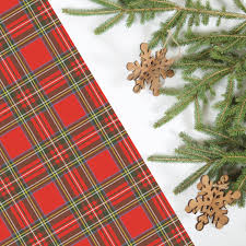 tartan wrapping paper gift guide the best gift wrap the neo trad