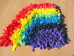 Diy Bathroom Rug Rugs Diy Rainbow Rainbow Rug For Bathroom Rugs Idea