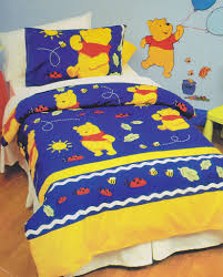 Winnie The Pooh Bedroom Set Disney Character Bedding Kids Bedding Dreams