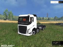 2015 volvo truck volvo fh ampliroll dalby benne 7m3 v 1 0 mod for farming