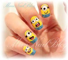25 super cute kid approved nail art designs minion nails nail