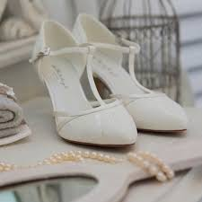 t wedding shoes lace t bar wedding shoes wedding accessories outlet uk