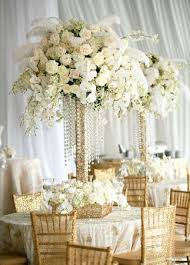 wedding table decoration ideas gold and white centerpieces stunning image of wedding table