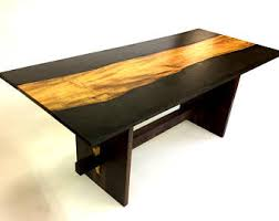 concrete and wood dining table sumptuous design inspiration concrete and wood dining table custom
