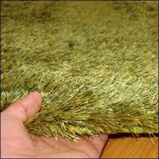 sun plain shaggy rug u003cbr u003e 6 green green shaggy rugs 6 green