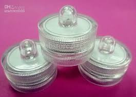 floating led tea lights whoesale tea light submersible waterproof led floral lights wedding