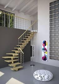 Passamano Per Scale Interne by 25 Modelli Di Scale In Legno Per Interni Dal Design Moderno