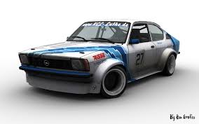 opel kadett rally car opel kadett c coupe u2013 new previews u2013 virtualr net u2013 sim racing news