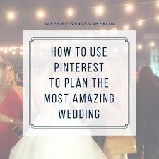 wedding planning planner sapphire events how to use to plan the most amazing