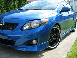 toyota corolla xrs 2008 gallery socal custom wheels