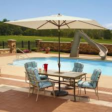 Large Patio Umbrellas 25 Best Ideas About Large Outdoor Umbrella On Pinterest Deck Large