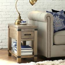 side table with power outlet chair side table with power outlet chairside electrical outlets