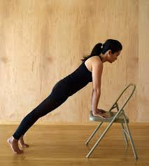 Chair Yoga Poses Yoga Poses You Can Do In The Office