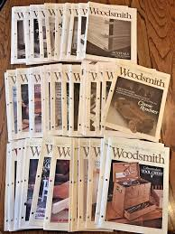Woodworking Magazine Canada by