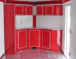race car trailer cabinets neo trailer cabinets