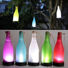 commercial dusk to dawn outdoor lights pcs plastic led solar bottle lights wine images with charming