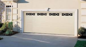 Dulle Overhead Doors Garage Door Traditional Panel With Waterford Windows