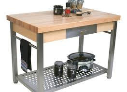 Kitchen Island Cart With Stainless Steel Top Kitchen Cart With Stainless Steel Top Ellajanegoeppinger Com