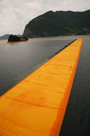 Floating Piers by Floating Piers Installation By Christo And Jeanne Claude