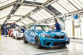 bmw germany 2016 bmw m2 production commences in germany gtspirit
