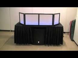 Dj Table Stand Dj Table Facade Youtube