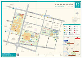 The 606 Map Campus Maps About National Taiwan University