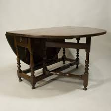william and mary table a late 17th century william and mary period oak gateleg table