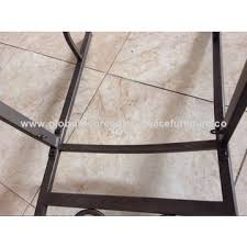 metal frame for table top china dining table mdf table top bronze metal frame on global sources